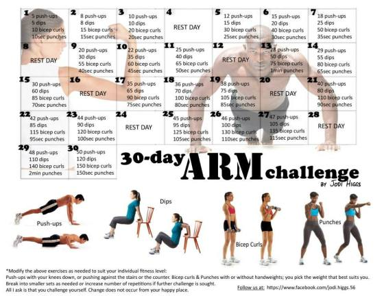 arm-challenge-by-jodi-higgs